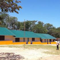 Das neue zweite Schulgebäude