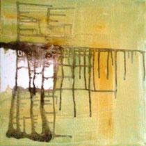 lebensspuren, kunstasyl 2013, pigmente