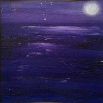 la luna, il mare 2011