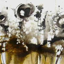 die drei grazien, kunstasyl 2013, pigmente