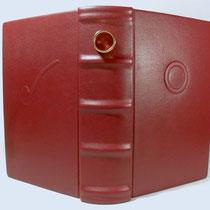 Der Herr der Ringe rotes Leder N°544