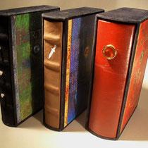 """""""Das Silmarillion"""" """"Der Hobbit"""" """"Der Herr der Ringe"""" je im Schuber N°538 N°539 N°540"""