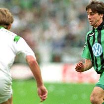Siggi Reich zu sehen im DFB Pokal Endspiel