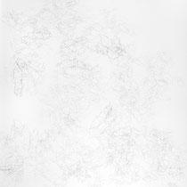 Kristin Finsterbusch, Z 6, Zeichnung, Bleistift, 2014, 80 x 60 cm