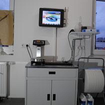 Farblack mischen computerunterstützt