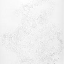 Kristin Finsterbusch, Z 7, Zeichnung, Bleistift, 2014, 80 x 60 cm