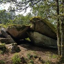 Les Roches Brunagères - Peyrat-le-Château
