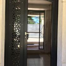 belle porte entrée