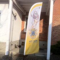 Beachflag Lionsclub