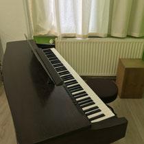 Keyboardunterricht bei der Musikschule Musikplanet in Lüneburg