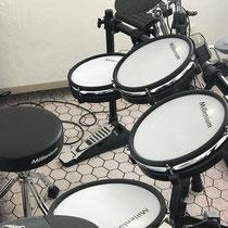 Schlagzeugunterricht bei der Musikschule Musikplanet in Lüneburg