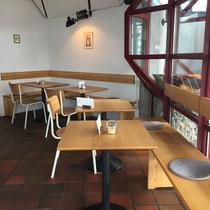 Tische und Bänke aus Esche