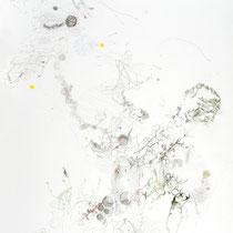 Kristin Finsterbusch, Z 1, Zeichnung, Bleistift, 2014, 80 x 60 cm