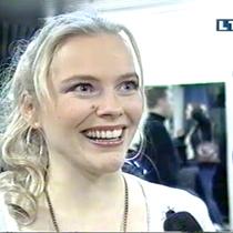 """.. als """"Maria Magdalena"""" in JCS im Brucknerhaus Linz"""