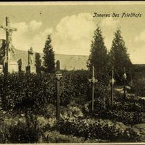 St. Ludwig - Innerer Friedhof