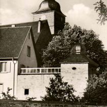 Kreuzkirche um 1960
