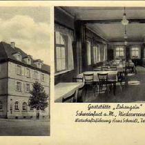Gaststätte Lohengrin Niederwerrner Straße 1938