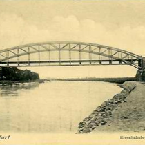 Mainbrücke 1909