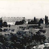 Der Schuttberg Anfang der 1960er
