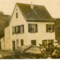 Gärtnerei Heim 1908