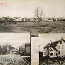 Blick auf Oberndorf um 1909