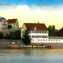 Mainpartie um 1912