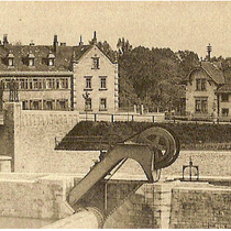 Trommelwehr 1910