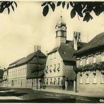 Hauptstraße um 1930