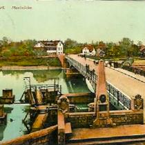 Maxbrücke 1911