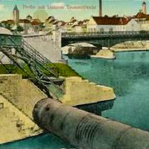 Trommelwehr um 1915