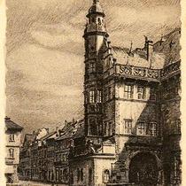 Künstlerkarte ca. 1932