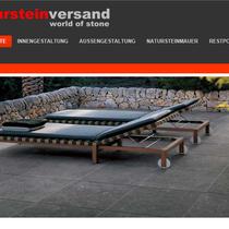 natursteinversand.com- Natursteine für Haus & Garten & für Boden & Wand