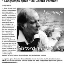 """2014 - Album """"Longtemps après"""""""