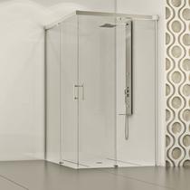 Mampara de ducha Glassinox modelo Índico