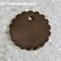 Walnussbraun