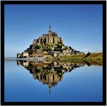 Mont St Michel reflet