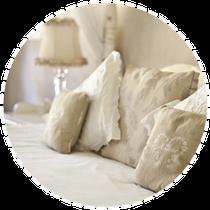 Coussins & Têtes de lits