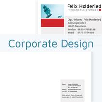 Projekte Corporate Design