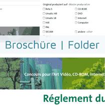 Projekte Broschüre | Folder