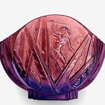 Vase d'époque Art Déco à décor Africaniste (vers 1930)