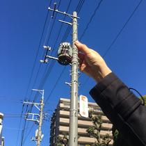 電柱_ミニ