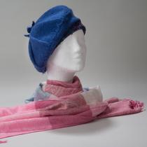 Sylt, sportlich elegante Baskenmütze, die über die Ohren gezogen werden kann