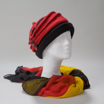 Kieler Mütze, variabel garnierbar