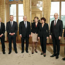 Der neue Bundesrat 2016.
