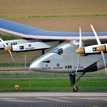 Die «Solar Impulse 2» hat zahlreiche Sponsoren.