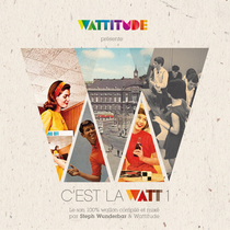 C'est la Watt 1 (2 tracks on local compilation sold @Wattitude, 2014)