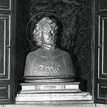 S. Tellurio martire (la scritta in basso è errata)
