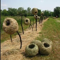 Land Art Humuspark, Italien