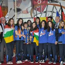 Championne 2012 : Logrono (Espagne)