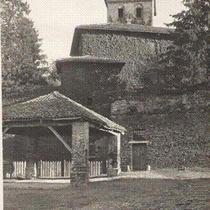 Il castello (foto non datata)